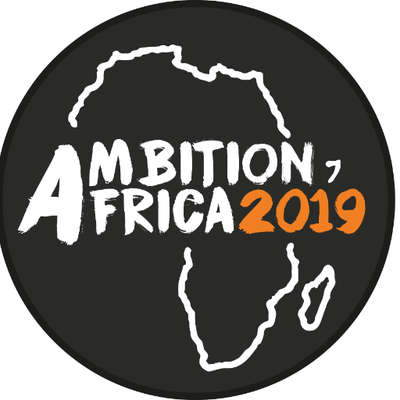 Ambition Africa 2019.